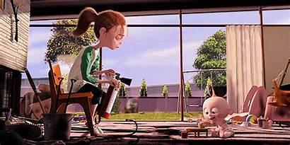 Incredibles Kari Babysitter Jack Cgi Early Babysitting