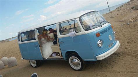 noleggio volkswagen  bulli  matrimonio  cerimonia