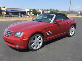 2005 Chrysler Crossfire For Sale by Chrysler Crossfire For Sale Carsforsale