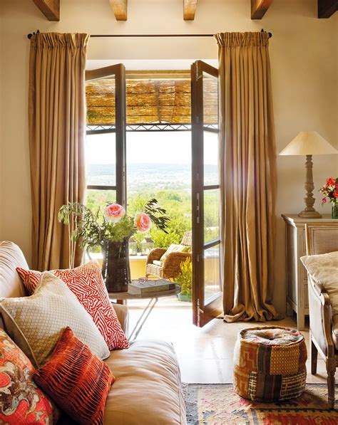 elegir cortinas  acertar telas medidas  materiales