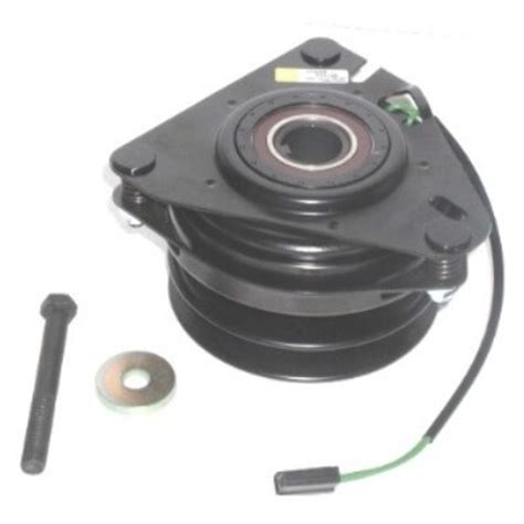 craftsman electric pto clutch replaces