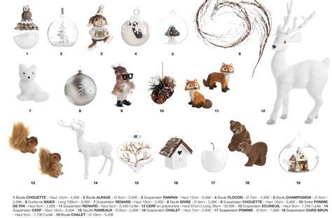 les collections de noël de maisons du monde et truffaut decoration noel 2017 maison du monde