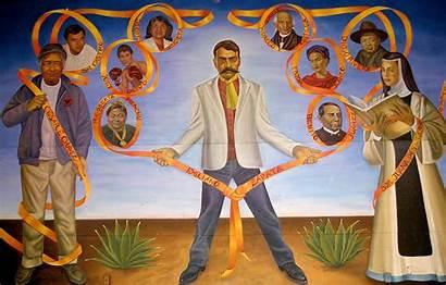 Identity Cultural Murals Movement Angeles Los Mural
