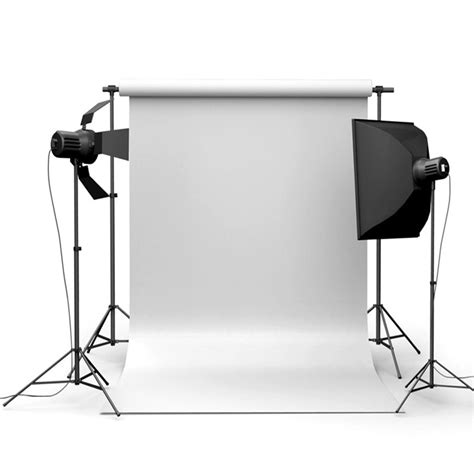 xft professional pure white screen photography backdrop