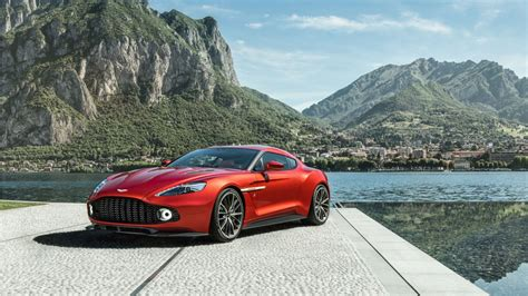Aston Martin Vanquish Wallpaper by 2017 Aston Martin Vanquish Zagato 5 Wallpaper Hd Car