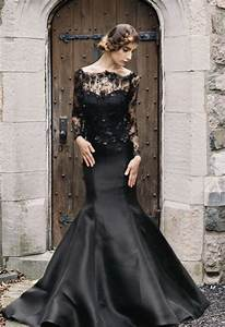 20 beautiful and bold black wedding dresses chic With wedding dresses for black brides