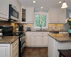 most popular white color for kitchen cabinets kitchen With kitchen colors with white cabinets with most popular wall art 2017