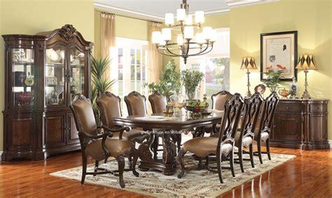 high  luxury set royal dining room furniture wa