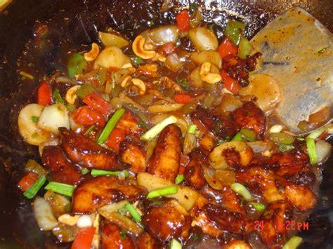 thai chicken recipes healthy thai cashew chicken recipe