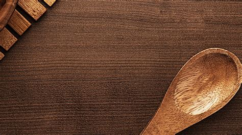 Food Supplies Wood Background Food Day, Articles, Of