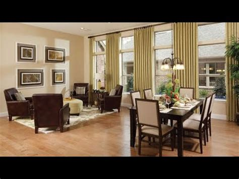 small living room dining room combo ideas youtube