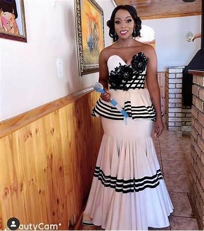 Xhosa Traditional Attire Dresses Sa Wear Dressed