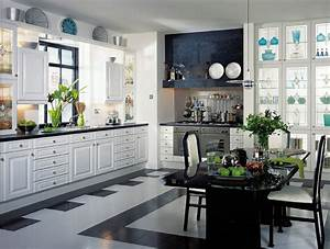 25 kitchen design ideas for your home for Design for kitchen