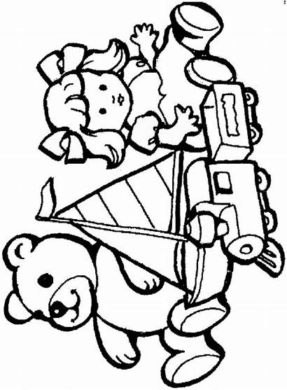 Toys Coloring Pages Christmas Printable Coloring2print Colors