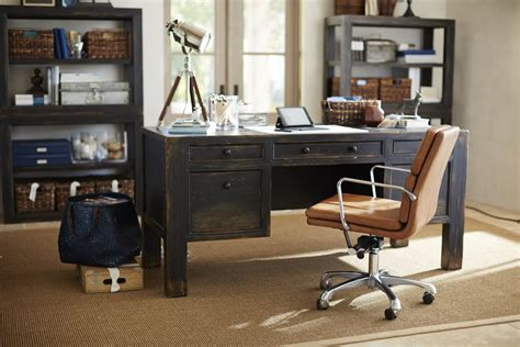 pottery barn office 8 ways to organize your home office