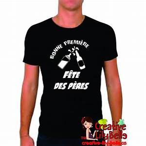 T Shirt Personnalisé Fete Des Peres : bonne f te des p res 4122 ~ Melissatoandfro.com Idées de Décoration