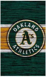 Oakland Athletics Wallpapers - Broken Panda