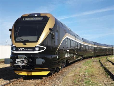 Leo Express plánuje vlakové spojení na Ukrajinu přes ...