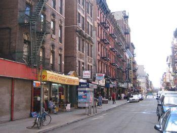 york villemanhattanlower east side wikitravel
