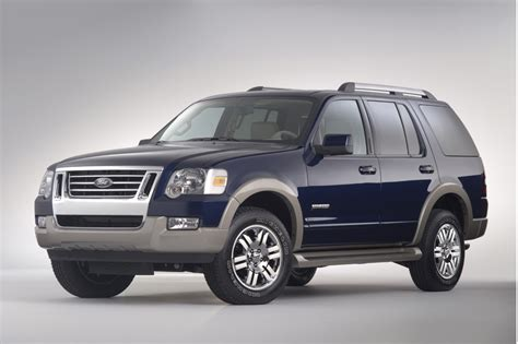 ford explorer consumer guide auto