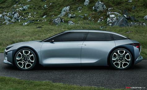 Citroën Cxperience Concept Revealed