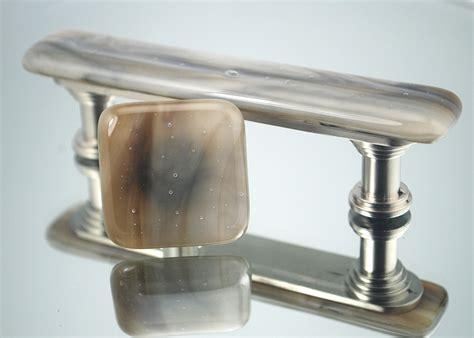 glass kitchen cabinet pulls driftwood handmade glass cabinet hardware 3793
