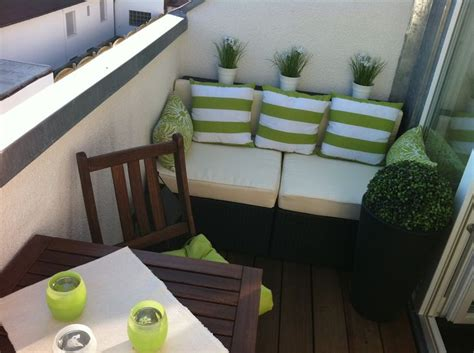 Mini Lounge Balkon by 17 Best Images About Balkon Terasa Veranda On