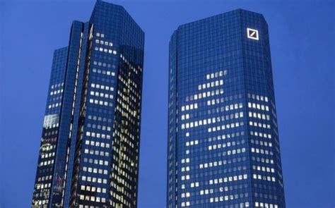 Deutsche Bank Sede Deutsche Bank Cierra Su De Inversi 243 N En Rusia Y