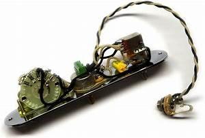 6 Tone Telecaster Control Plate