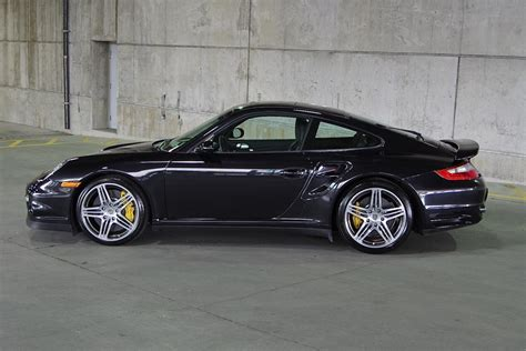 2007 Porsche 911 Turbo (997)