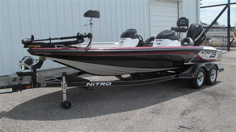 Nitro Boats History by Nitro Z 9 Center Consoles Used In Nicholasville Ky Us