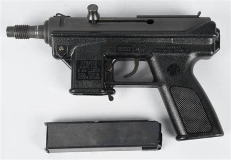 Inratec 9mm Luger, Tec 9 Semi Auto Pistol