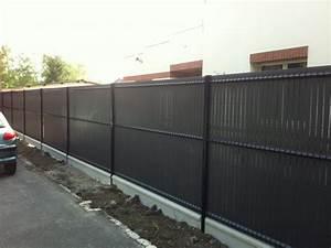 Panneaux Rigide Pour Cloture : panneaux rigide pour cloture rayon braquage voiture norme ~ Edinachiropracticcenter.com Idées de Décoration
