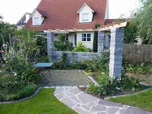 Schöne Terrassen Und Gartengestaltung : mauerbau hochbeet steintreppe g rtner gartengestaltung augsburg ~ Sanjose-hotels-ca.com Haus und Dekorationen