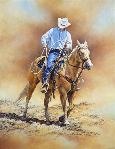 karen boylan western art rodeo  worlds finest