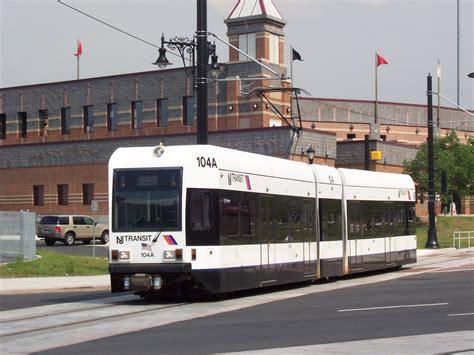 new jersey light rail newark light rail
