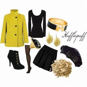 65 Best images about Hufflepuff Outfits on Pinterest | Yule ball Christmas morning and Disneybound
