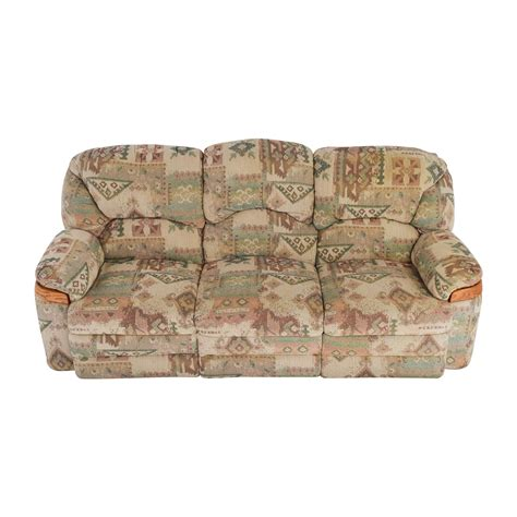 Patterned Sleeper Sofa by 79 Restoration Hardware Restoration Hardware