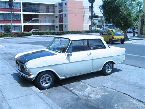 Opel Kadett A by Opel Kadett Modelo A 1965 Tuneado