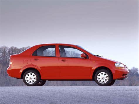 Chevrolet Aveokalos Sedan Specs 2004 2005 2006
