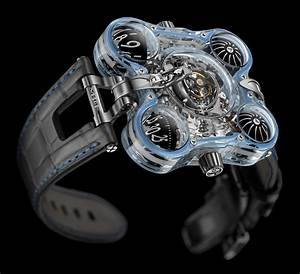 MB&F HM6 Alien Nation Watch | aBlogtoWatch