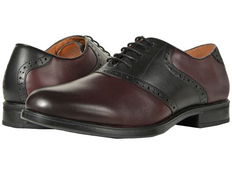 saddle oxford shoes florsheim 1950s oxfords mens midtown zappos wing bass leather