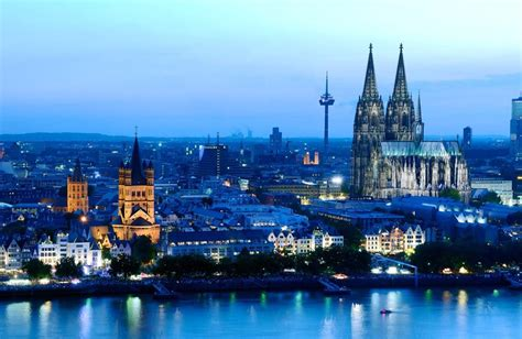 These Six German Cities Sparkle With Group Appeal