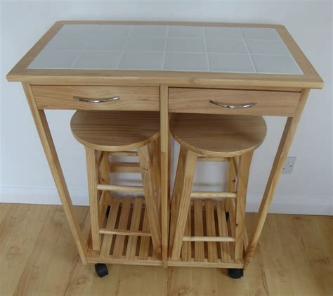 Breakfast Table With Stools by 1 Seater 2 Seater Breakfast Bar Set Folding Table Stools