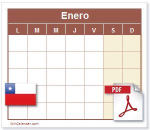 calendario dias feriados chile
