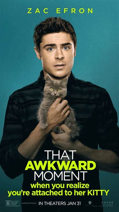 Awkward Moment Efron Zac Poster Posters Motion