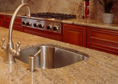 you given any thought to getting a new countertop