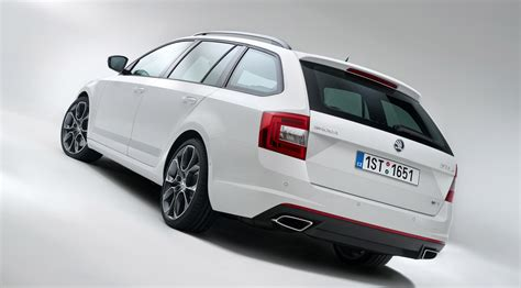 The Motoring World New Octavia Vrs To Get Gfos Debut