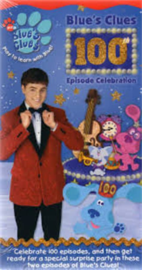 episode celebration vhs blues clues wiki
