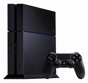 Sony PS4 Playstation 4 500GB Games Console *Black* B+ ...